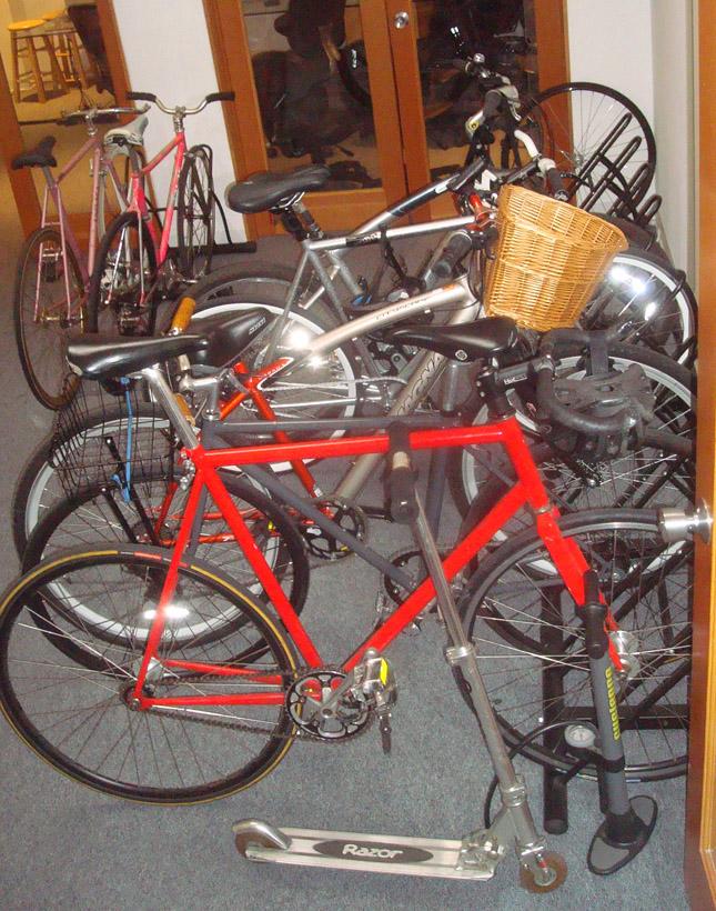 I like bike.