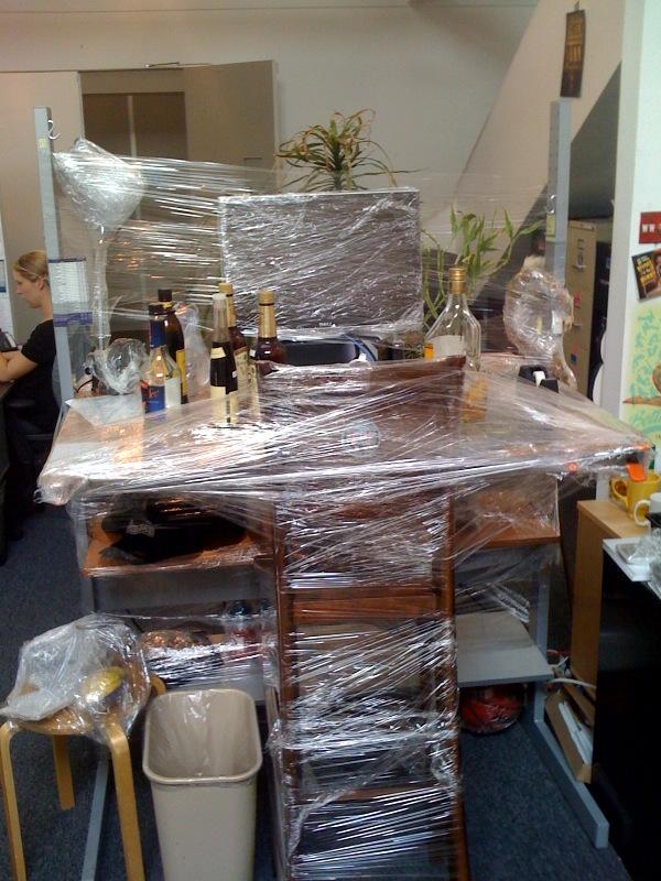The Plastic Desk