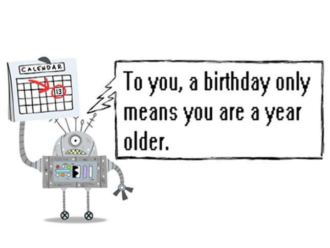New Birthday Card Robo Years The JibJab Blog