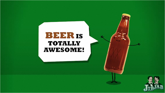 With our newest birthday eCard, Beer is Totally Awesome, you can say Happy ...