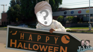 Halloween Sign Spinner thumb