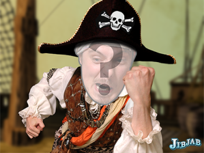pirate profile pic